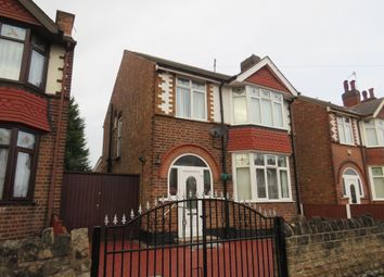 Thumbnail 3 bed detached house for sale in Leacroft Road, Nottingham