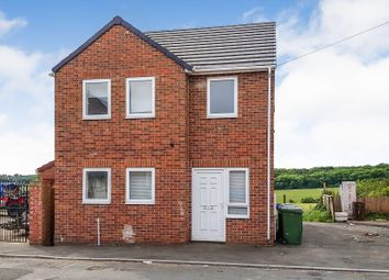 Thumbnail 3 bed detached house for sale in Moor View, Wheatley Hill, Peterlee Area Villages, Durham