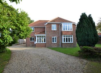 Thumbnail 4 bed property for sale in Stone Road, Yaxham, Dereham, Norfolk.