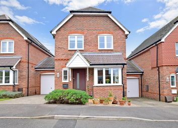 Thumbnail 3 bed link-detached house for sale in Maynard Place, Waterlooville, Hampshire