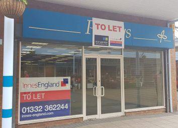 Thumbnail Retail premises to let in Various Retail Units, Park Farm Shopping Centre, Derby