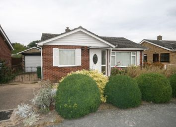 Thumbnail 3 bed detached bungalow for sale in Fairfield Drive, Attleborough