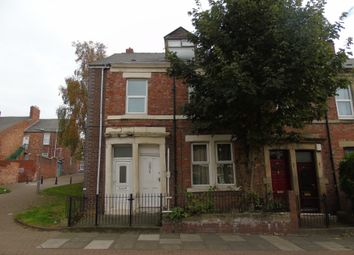 Thumbnail 2 bedroom flat for sale in Brinkburn Avenue, Gateshead
