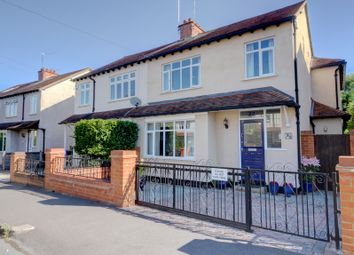 Thumbnail 4 bedroom semi-detached house for sale in College Crescent, Windsor