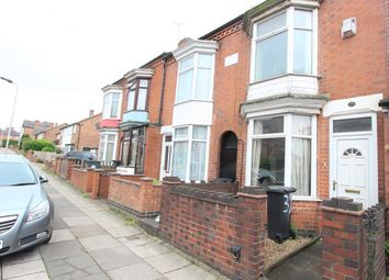 Thumbnail 2 bedroom terraced house for sale in Duncan Road, Leicester