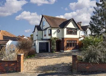 Thumbnail 4 bed detached house for sale in Glenwood Road, Stoneleigh, Surrey