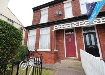 Thumbnail 4 bed end terrace house for sale in Crayfield Road, Levenshulme, Manchester