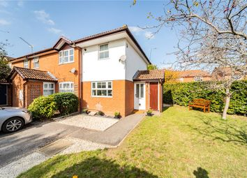Thumbnail 1 bed end terrace house for sale in Gregory Close, Lower Earley, Reading