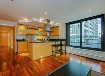 Thumbnail 2 bedroom flat to rent in Millharbour, Canary Wharf