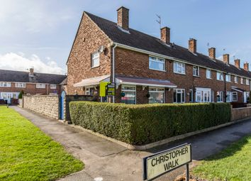 Thumbnail 3 bedroom end terrace house for sale in Christopher Walk, Newton Aycliffe