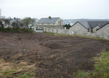 Thumbnail Land for sale in Churchway, Neyland, Milford Haven