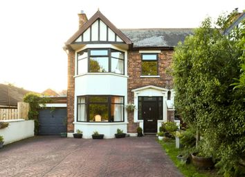 Thumbnail 4 bed semi-detached house for sale in North Road, Ballyhackamore, Belfast