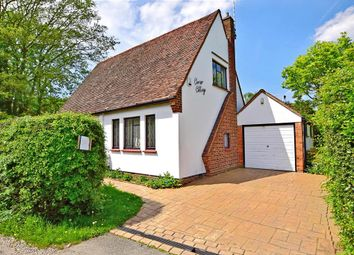 Thumbnail 2 bed detached bungalow for sale in Park Lane, Herongate, Brentwood, Essex