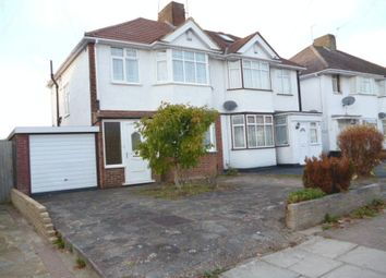 Thumbnail 3 bed semi-detached house for sale in Stoneyfields Lane, Edgware