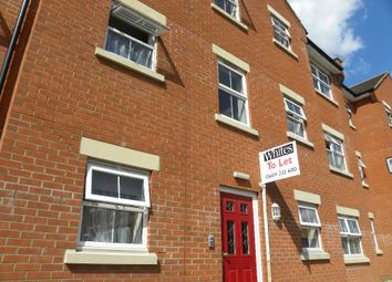 Thumbnail 1 bed flat to rent in Derby Road, Abington, Northampton