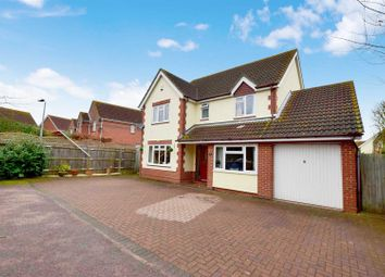 Thumbnail 5 bedroom detached house for sale in Linfold Close, Braintree
