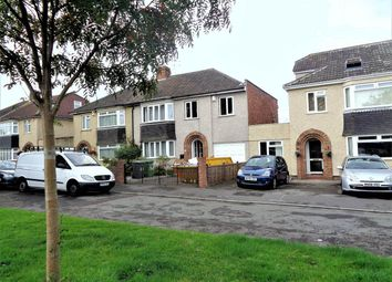 Thumbnail 5 bed semi-detached house to rent in Badminton Road, Downend, Bristol