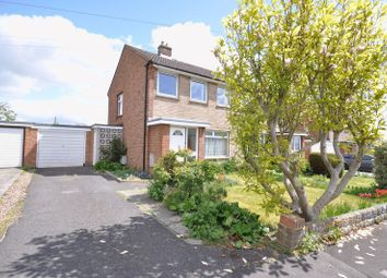 Thumbnail 3 bed semi-detached house for sale in Mendip Drive, Frome