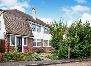 Thumbnail 2 bed flat for sale in Barnes End, New Malden