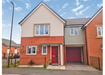 Thumbnail 4 bed detached house for sale in Heather Way, Shirebrook, Mansfield