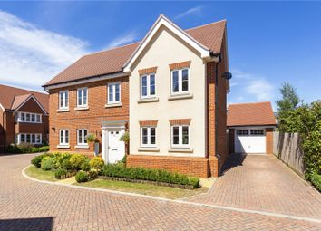 4 bed detached house for sale in Grayling Close, Godalming, Surrey GU7