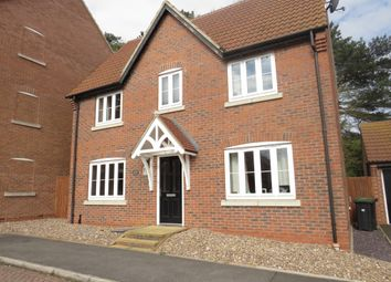 Thumbnail 3 bedroom detached house for sale in Montrose Grove, Greylees, Sleaford