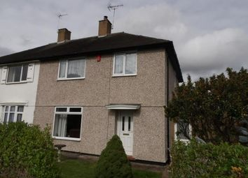 Thumbnail 3 bed semi-detached house for sale in Shelley Avenue, Clifton, Nottingham, Nottinghamshire