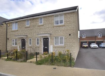 Thumbnail 3 bed semi-detached house for sale in Hidcote Road, Brockworth, Gloucester