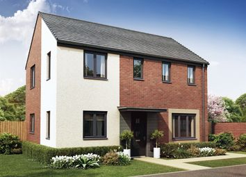"""Thumbnail 3 bed detached house for sale in """"The Clayton Corner """" at Pinhoe, Exeter"""