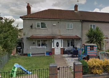 Thumbnail 3 bed end terrace house for sale in Church Road, Stainforth, Doncaster, South Yorkshire
