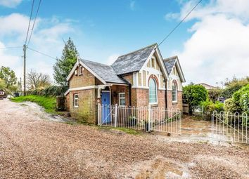 Thumbnail 2 bed detached house for sale in Old School House, Rye Road, Newenden, Kent