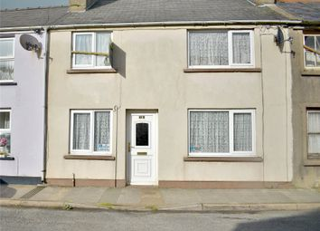 3 bed terraced house for sale in Station Road, Pembroke, Pembrokeshire SA71