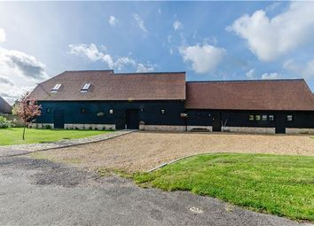 Thumbnail 5 bed barn conversion for sale in Town Green Road, Orwell, Cambridge