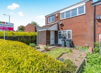 Thumbnail 4 bedroom end terrace house for sale in Goode Avenue, Hockley, Birmingham