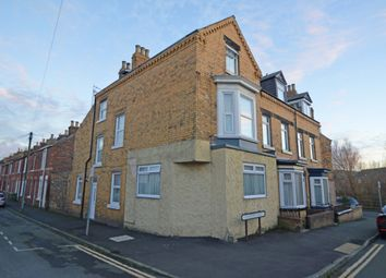 Thumbnail 4 bed end terrace house for sale in Candler Street, Scarborough