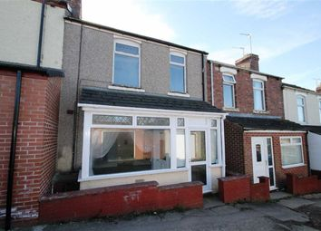 Thumbnail 3 bed terraced house for sale in Clarence Gardens, Crook, Co Durham