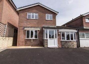 Thumbnail 3 bed link-detached house for sale in Cwmbeth Close, Crickhowell