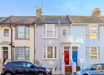 Thumbnail 4 bed terraced house for sale in Clarendon Road, Hove