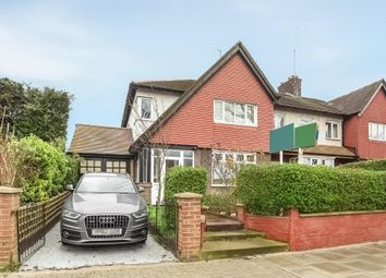 Thumbnail 3 bed end terrace house for sale in High Road, London N2,