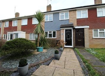 Thumbnail 3 bed terraced house for sale in Calder Vale, Bletchley