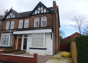 Thumbnail 4 bedroom semi-detached house to rent in Beaufort Road, Erdington, Birmingham