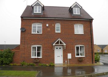 Thumbnail 4 bed detached house to rent in Charter Avenue, Market Deeping, Peterborough, Lincolnshire