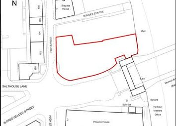 Thumbnail Land for sale in High Street/ Alfred Gelder Street, Development Site, Hull, East Riding Of Yorkshire