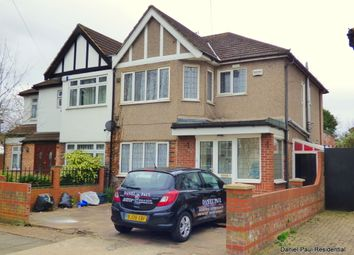 Thumbnail 1 bed flat to rent in Stucley Road, Osterley, Isleworth, West London