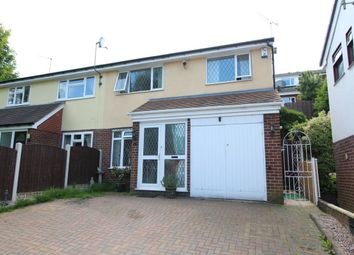Thumbnail 3 bedroom semi-detached house for sale in King Street, Kidsgrove, Stoke-On-Trent