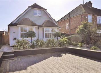 Thumbnail 4 bed bungalow for sale in Canterbury Road, Kennington, Ashford