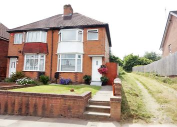 Thumbnail 3 bed semi-detached house for sale in Thurlestone Road, Birmingham