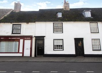 Thumbnail 2 bed terraced house to rent in High Street, Huntingdon, Cambridgeshire