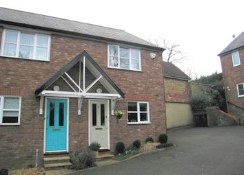 Thumbnail 2 bed end terrace house to rent in Hardwick Mews, Woburn Sands, Milton Keynes