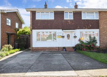 Thumbnail 3 bedroom semi-detached house for sale in Oriole Way, Birds Estate, Larkfield, Kent